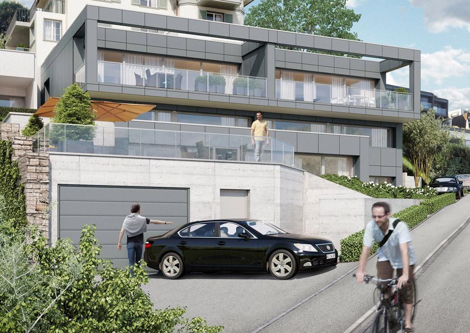 Residential Buildings 01